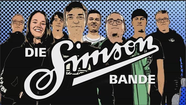 """Intro der Doku-Serie """"Die Simson-Bande"""". Quelle: MDR"""